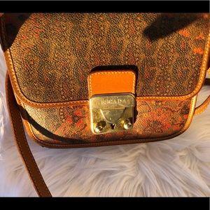 Vintage Escada Crossbody bag.